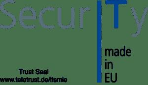 Teletrust Badge EU
