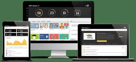 SAP Litmos Mockup