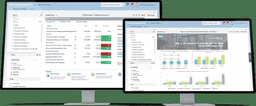 SAP SuccessFactors Mock UP